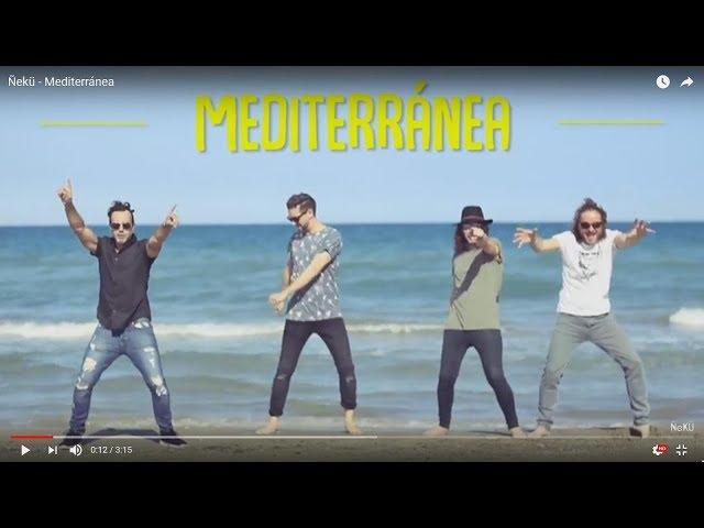 Video oficial de Mediterránea de Ñeku