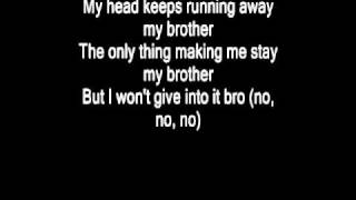 Anxiety lyrics - Black Eyed Peas Ft. Papa Roach