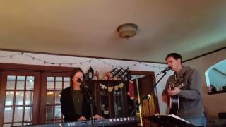 If I Go, I'm Goin' - Caty and Clay cover Gregory Alan Isakov