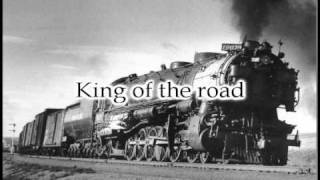 Roger Miller - King of the Road - With Lyrics!