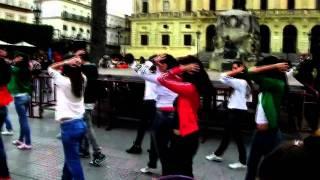 Chorus Benji - PARADA DEL RITMO (Actuación 29 Abril 2011)