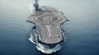 Ken block drifting BMW m4 on aircraft   YouTube