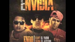 Endo Ft. Eliot El Taino y Chino El Asesino - Envidia (Video)