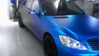 Rytmus - Electric Blue Matte
