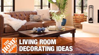 Living Room Ideas - The Home Depot