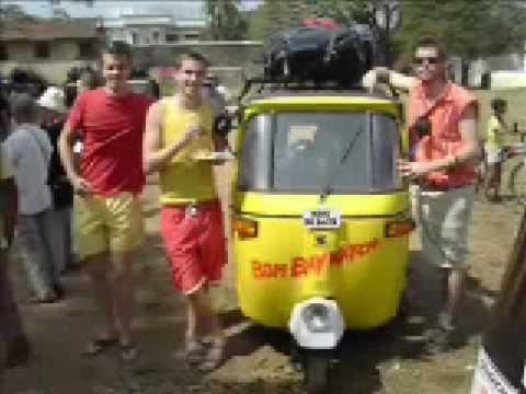 Vindaloonies – The Rickshaw Diaries – Part 1