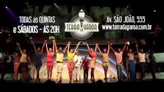 Musical SAMPA | Terra da Garoa - Apoio Globo