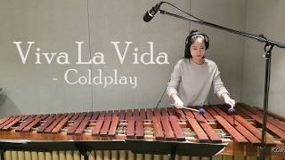 마림바로 연주하는 Viva La Vida - Coldplay / Marimba cover