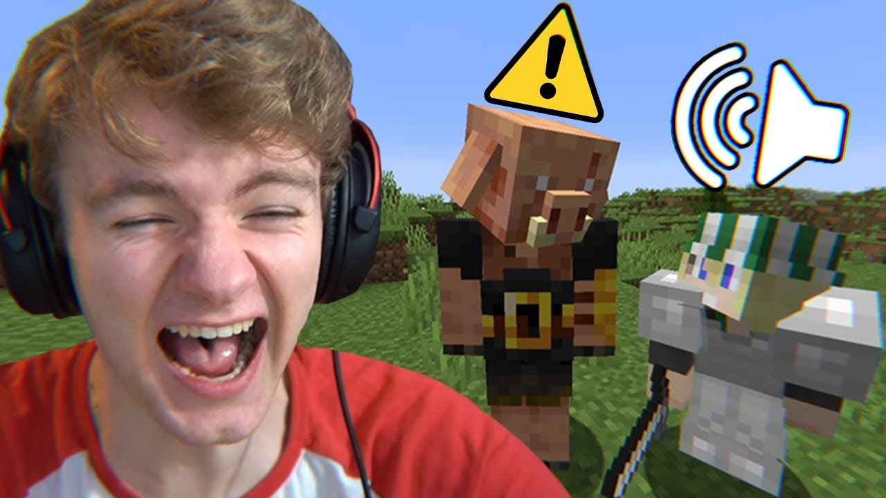 tommyinnit - Minecraft's Morph Mod Is Very Funny