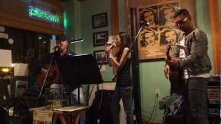 Mysterious!! Long Beach Unplugged Live Acoustic Cover Song: Mysterious Ways By U2! Bogart's 2013