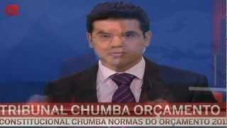 Marcos Pinto na CMTV