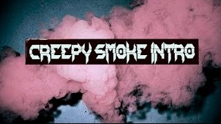 Smoke intro template in After Effects + free download \ Дым в After Effects