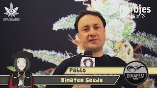 Dinafem Seeds @ Spannabis 2014 Barcelona