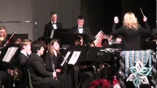 RHS Wind Ensemble 2013 - Carol Of The Bells