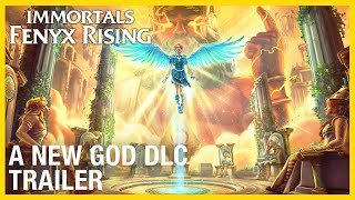 Immortals Fenyx Rising \'A New God\' DLC now available