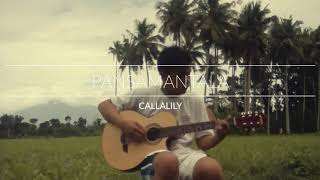 Pansamantala(Callalily)Solo Fingerstyle Guitar Cover