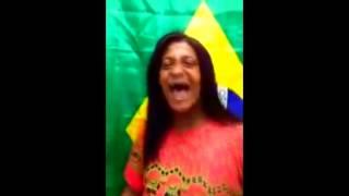 APRENDA A CANTAR O HINO NACIONAL , BRASIL ! MUITO ENGRAÇADO