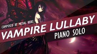 Beautiful Dark Piano - Vampire Lullaby (royalty free music)