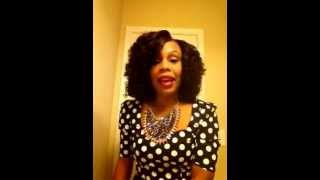 Protective style: Day 2 Crochet braids/ latch hook with kanekalon hair part 4