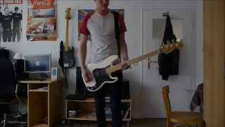 5 Seconds of Summer - Amnesia - Bass Cover