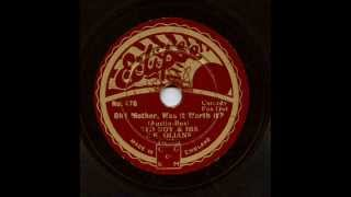 Syd Roy & His R.K.Olians, Oh! Mother Was It Worth It?