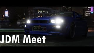 "(Unofficial Music Video) ""JDM Meet"" (Tokyo Drift - Teriyaki Boyz KVSH Trap Remix) [Rockstar Editor]"