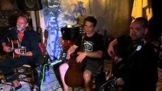 TIGRE BLANCO - I'M SURE - LIVE AT VENTA FIGUERAL 24/08/12