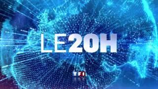 Générique de fin JT  TF1 1990/2011 version longue