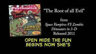 The Root of All Evil + LYRICS [Official] by PSYCHOSTICK