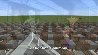 Minecraft Note Blocks - Phineas and Ferb Theme Song