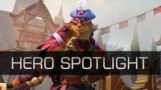 Dota 2 Hero Spotlight - Pangolier