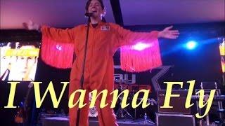 Trevor Moran-I WANNA FLY (Alive-Gold Tour)