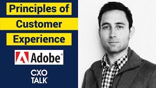 Customer Experience @Adobe