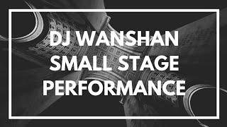 DJ Wanshan Concerts stage