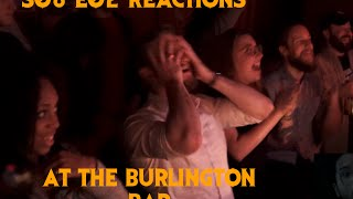 GAME OF THRONES S6E02 Reactions to JON SNOW at Burlington Bar