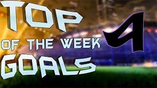 Top 5 Goals of the Week #4 (RELOADED)