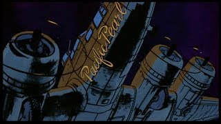 Heavy Metal: B-17 scene