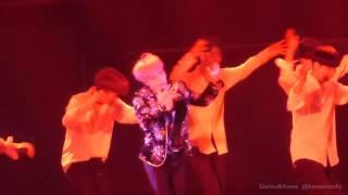 [Jimin Focus] BTS - Lie - Live in Chile 170311