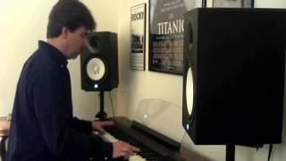"""Frank Valvo - Piano Cover of """"Lotta Love"""" by Nicolette Larson"""