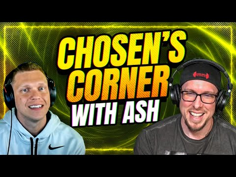 Ash Opens Up About His Schedule & Content Advice! | ChoseN's Corner