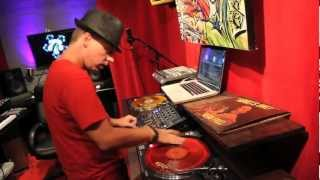 DJ SOULMAN 2012 Bio-Vid