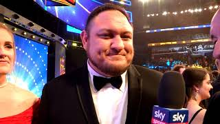 intervista a SAMOA JOE (WrestleMania 34)