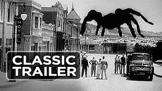 Tarantula Official Trailer #1 - Nestor Paiva Horror Movie (1955) HD