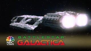 Battlestar Galactica - Original Show Intro | NBC Classics