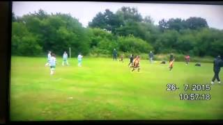 Olton Ravens vs Lyndon Colts under 9's 5-1 26.7.15