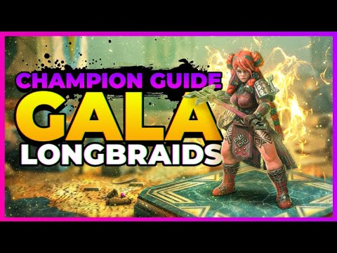 RAID | Gala Longbraids Guide | Hidden Gem?!