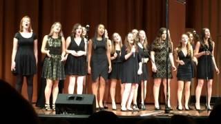 UM Sopranos a capella  @MACFest 10/24/15