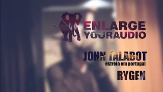 ENLARGE YOUR AUDIO: John Talabot + Rygen ▶ Traçadinho ▶ 17 Feb 2012
