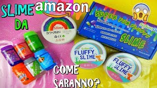 SLIME CINESI COMPRATI DA AMAZON! ANCHE AD 1 EURO! COME SARANNO? Iolanda Sweets