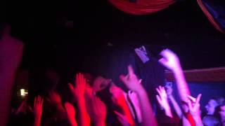 Małpa- Nie byłem nigdy live Brooklyn Wrocław  17.11.2012 RAPMEETHINK
